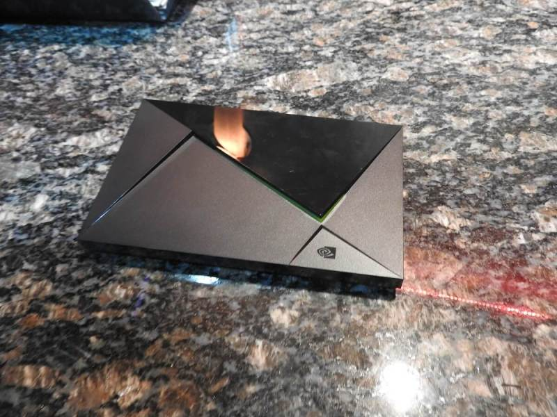 Nvidia Shield TV set-top box
