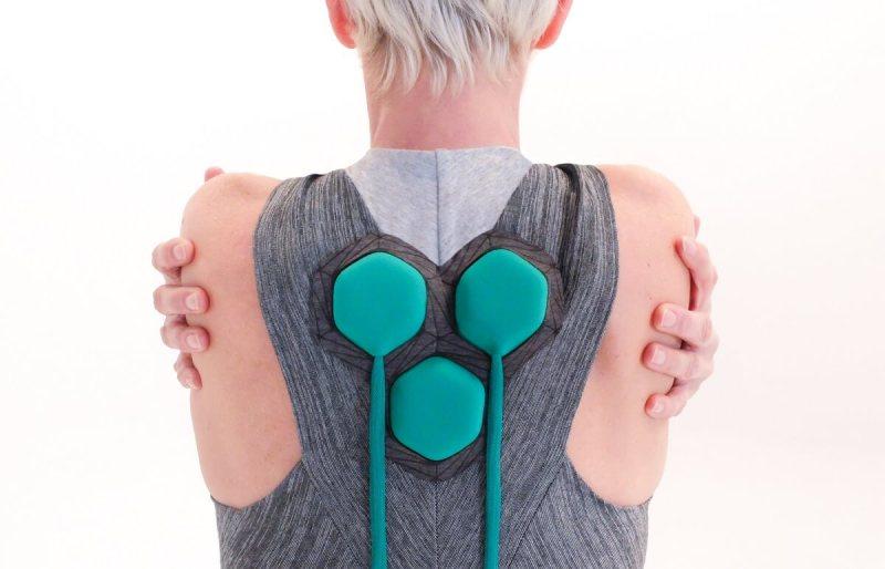 Superflex's suit was designed by famous designer Yves Behar.