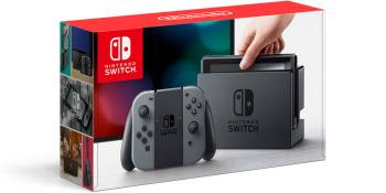 Nintendo still aims to ship 2 million Switch consoles by March