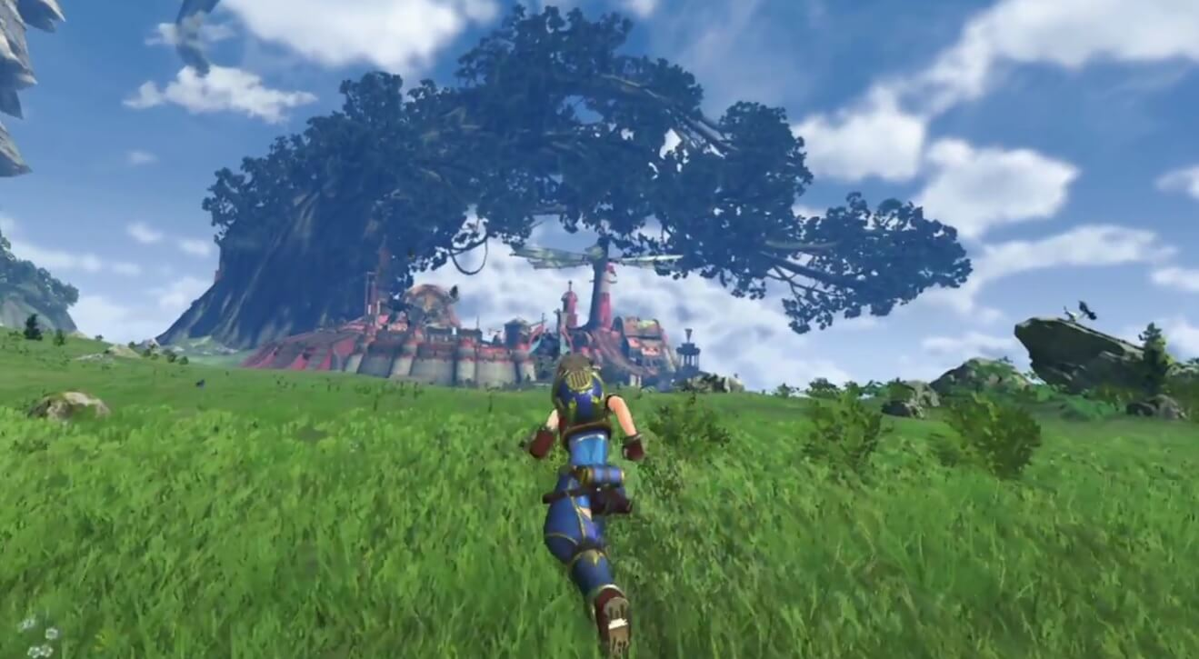 Xenoblade Chronicles 2 is Coming this Holiday for the Switch