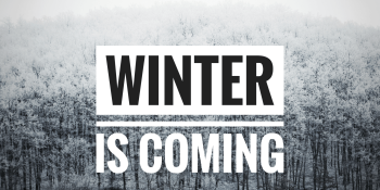 Winter is coming for marketing technology