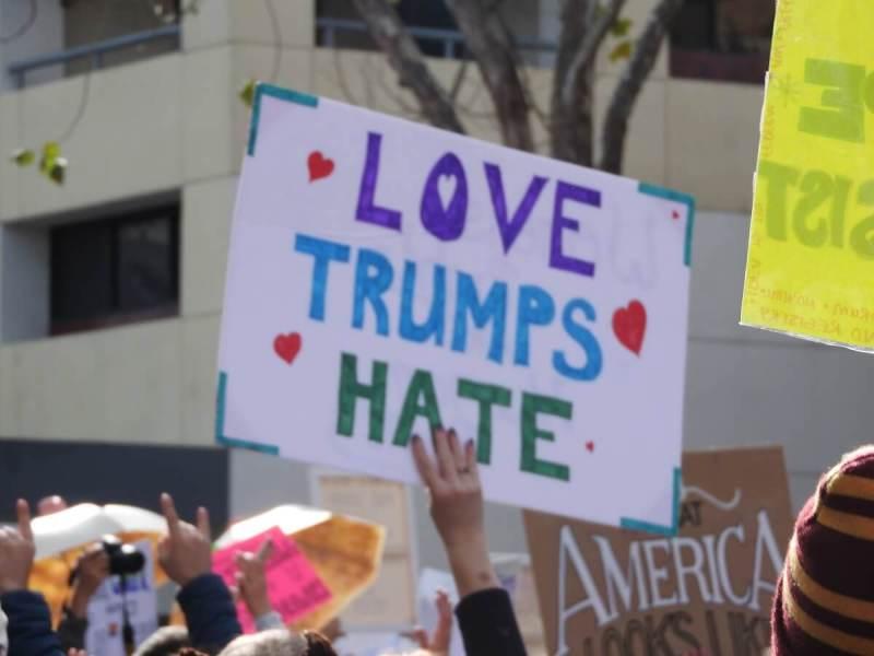 Women's March in San Jose