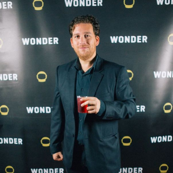 Andy Kleinman is the CEO and founder of Wonder.