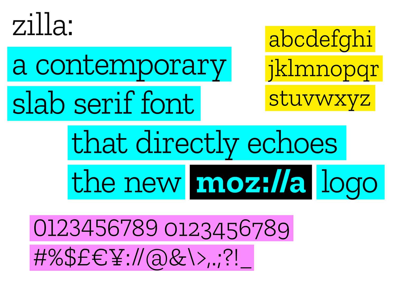 zilla_font