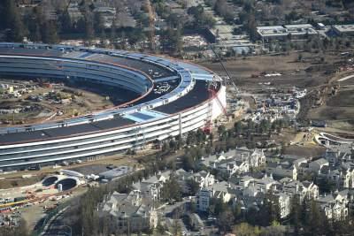 Relax, Apple's new campus is no Amazon HQ2   VentureBeat