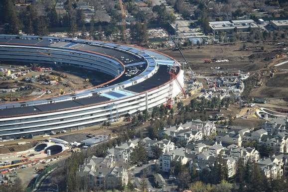 new apple office cupertino. Relax, Apple\u0027s New Campus Is No Amazon HQ2 Apple Office Cupertino