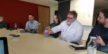 Valve president Gabe Newell: 'We're way closer to The Matrix than people realize'