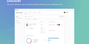 Dovetale launches tool to identify influencer communities using image recognition