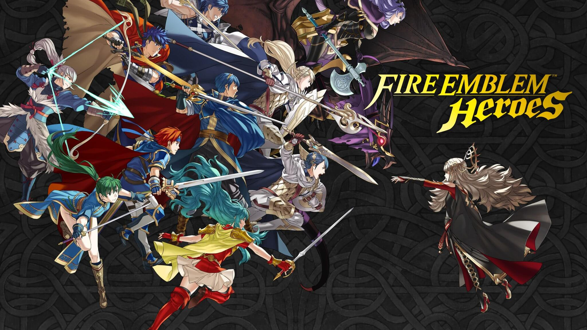 Fire Emblem: Heroes.