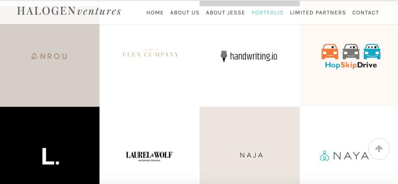 Halogen Venture's femtech portfolio companies