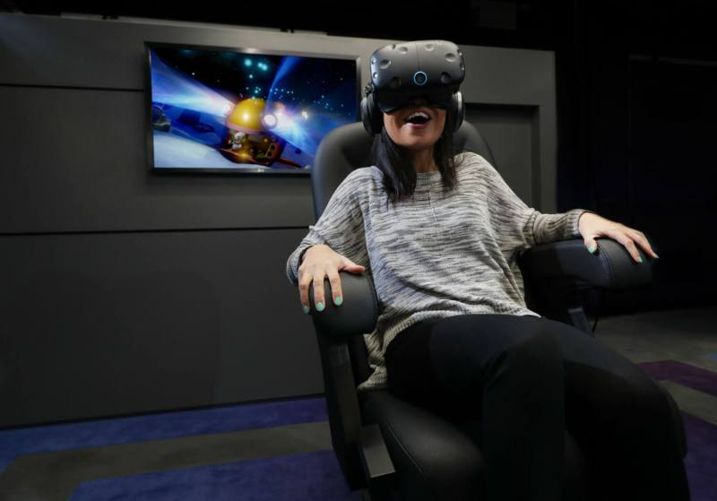 IMAX VR Rabbids