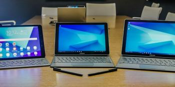 Samsung introduces the Galaxy Tab S3 and Galaxy Book detachable tablets