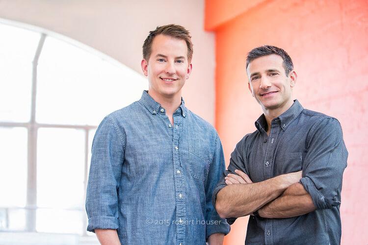 Josh Wolfe & Peter Hébert