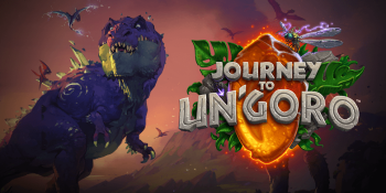 Hearthstone: Journey to Un'Goro is launching on April 6