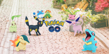 Pokémon Go gets 80 Gen 2 monsters from Gold and Silver in massive update