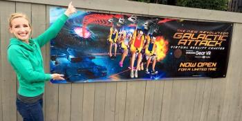 Six Flags Discovery Kingdom's new roller coaster uses VR