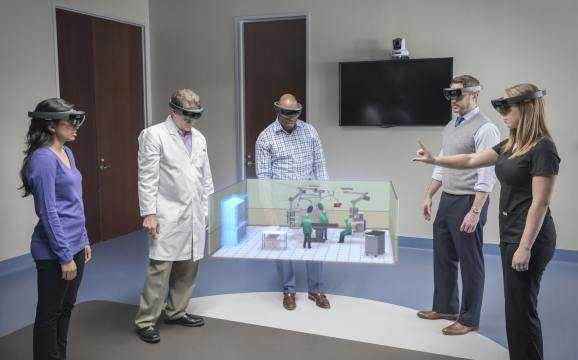 Microsoft Says Stryker Is Using Hololens To Help Hospitals