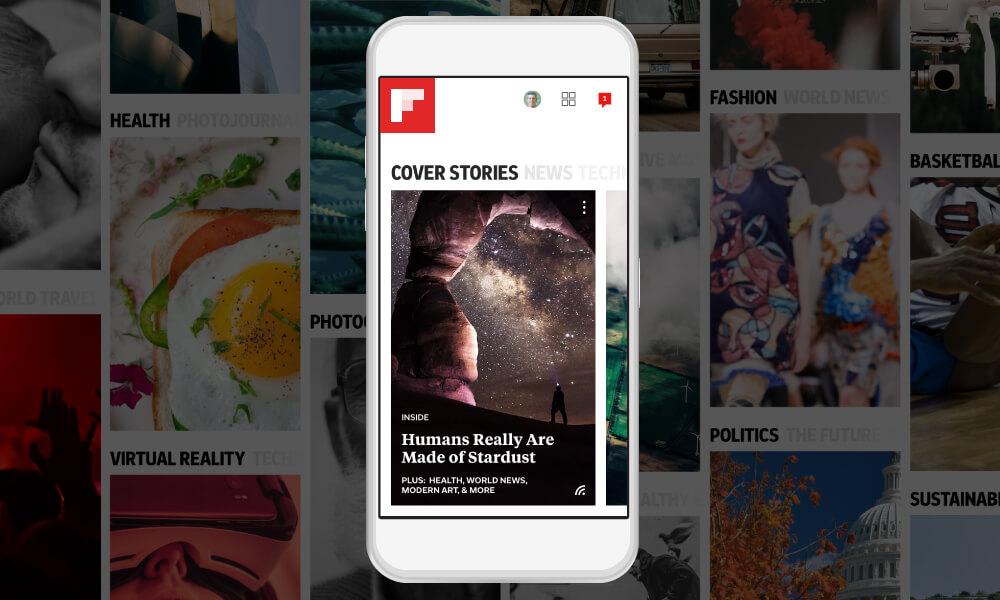 Flipboard 4.0: Smarter magazines designed around your passions