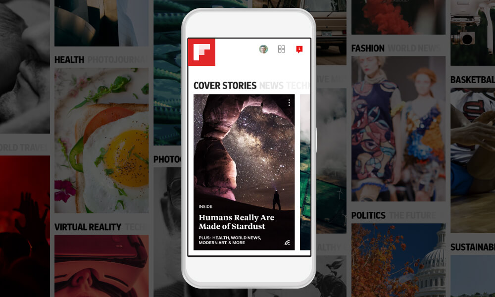 Flipboard 4.0: Smarter magazines designed around your passions