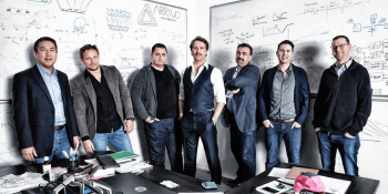 Startup Arrivo joins race to build a Hyperloop system