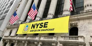 Previous tech IPOs may hurt Snap's stock debut