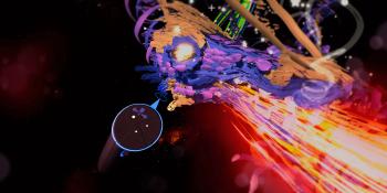 Google's Tilt Brush finally hits PlayStation VR