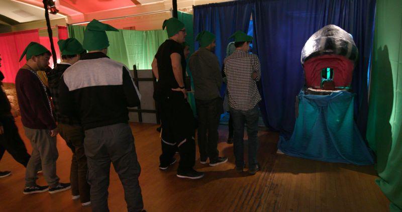 The Legend Of Zelda Escape Room Struggles To Adapt The
