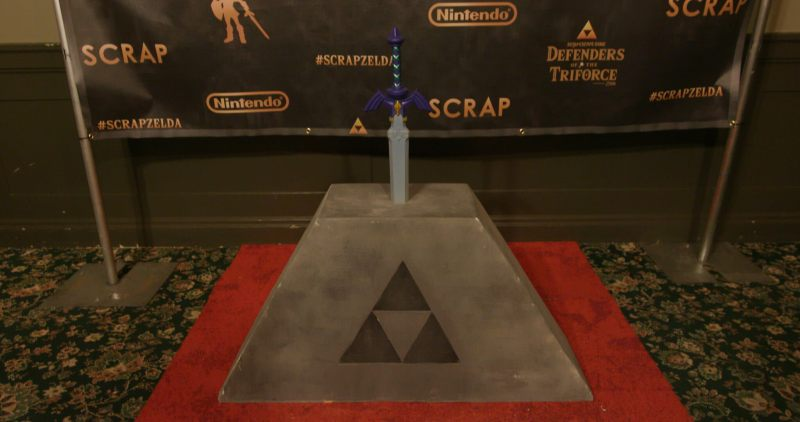 No, you don't get to keep the Master Sword if you win. Learn from my mistakes.