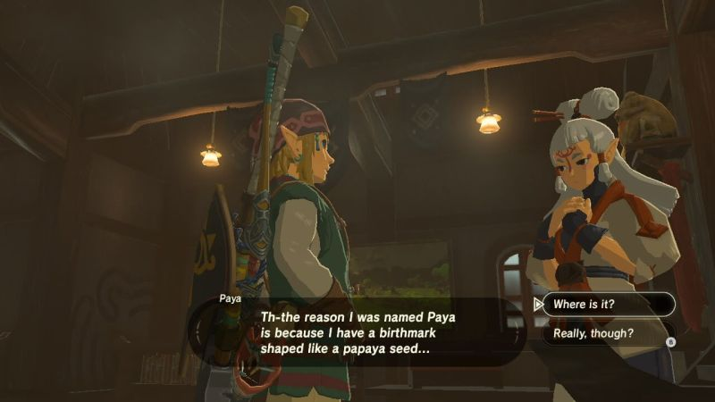 In Zelda's new game, everyone in Hyrule is horny as hell | VentureBeat