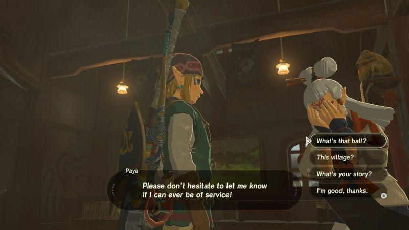 In Zelda's new game, everyone in Hyrule is horny as hell