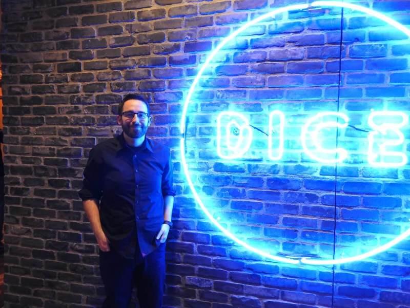 Alex Schwartz, CEO of Owlchemy Labs, maker of Job Simulator.