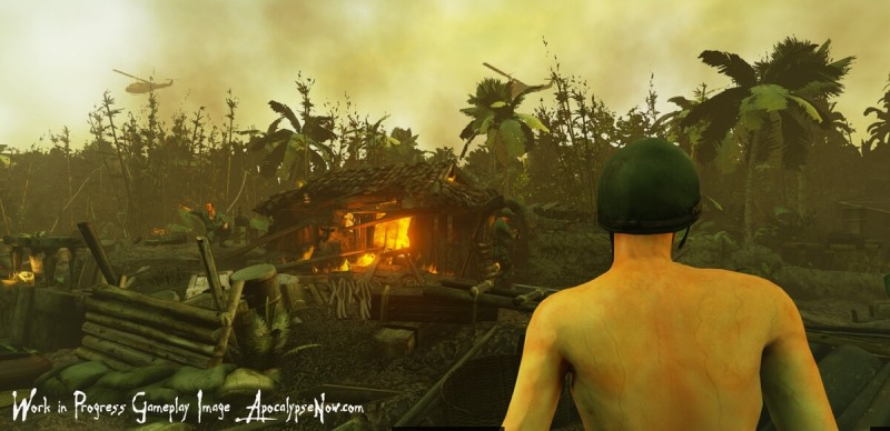 Apocalypse Now the game will have 15 hours to 25 hours of gameplay.