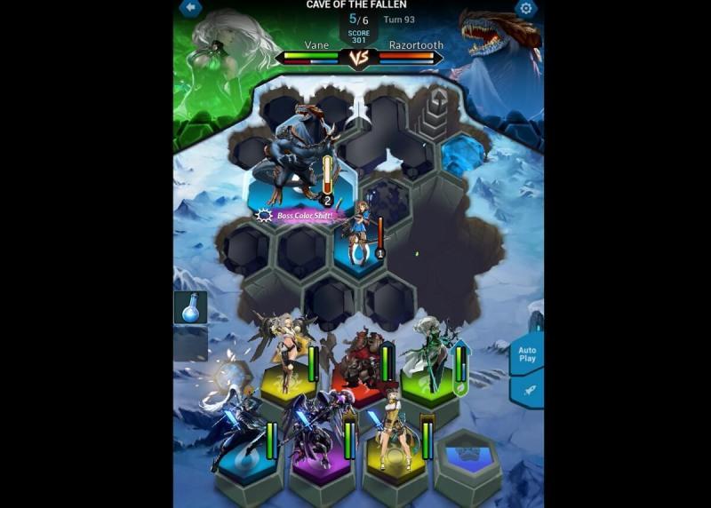 Battle Breakers screen shot