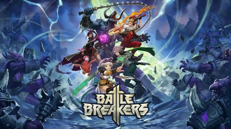 Epic's Battle Breakers