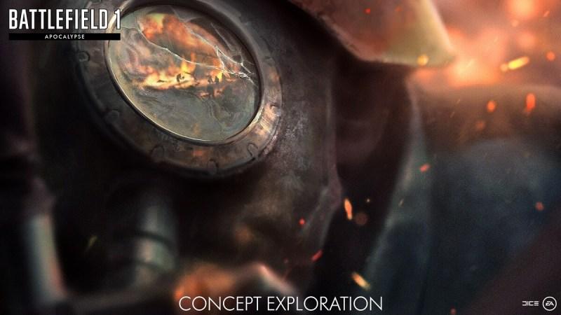 Battlefield 1 Apocalypse expansion.