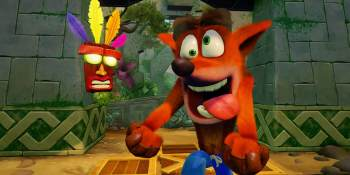 Crash Bandicoot remaster trilogy launches in June with a jorts problem