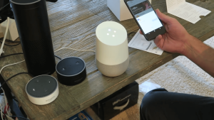 Alexa and Google Assistant-enabled devices