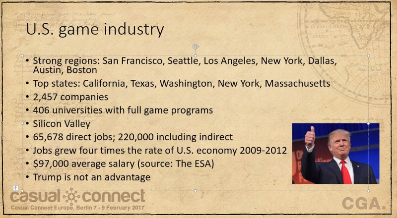 The U.S. game industry stats