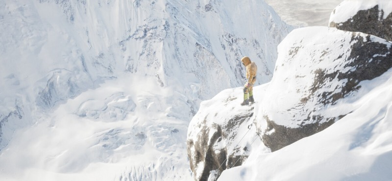 Everest VR takes you places you wouldn't go in real life.