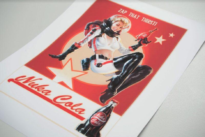 Fallout 4's Nuka Cola