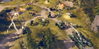 Hands-on with the Halo Wars 2 single-player campaign on Xbox One
