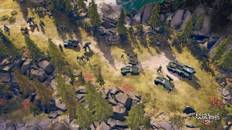 Halo Wars 2 is a test for an RTS with console controls.