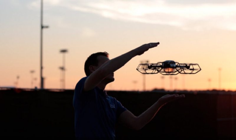 Intel is diving deep into drones.