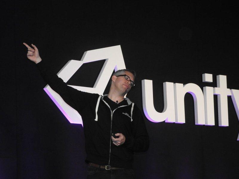 John Earner, CEO of Space Ape Games.