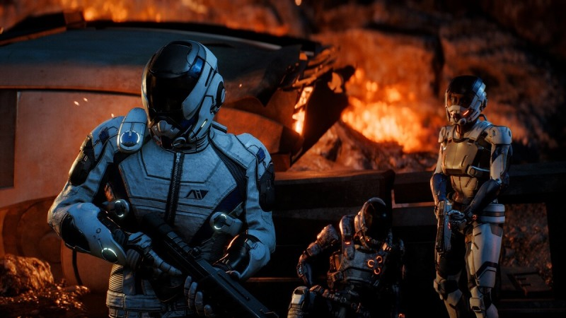 Mass Effect: Andromeda promises action and a good story.