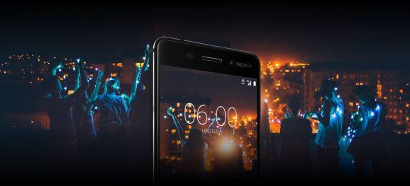 Nokia 6 promo image