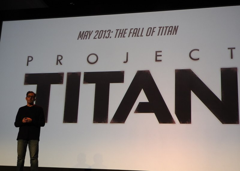 Titan died, and gave way to Overwatch.