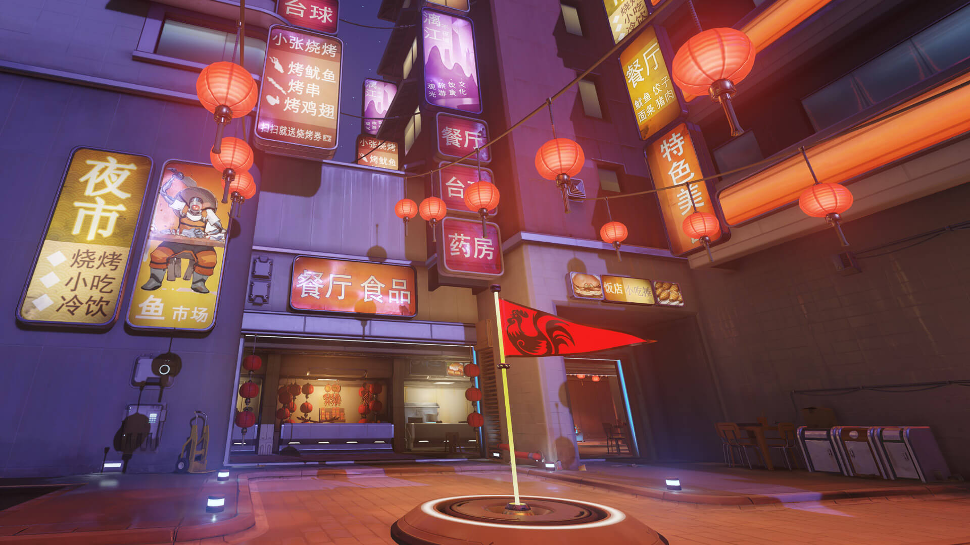 Capture-the-flag is expanding in Overwatch.