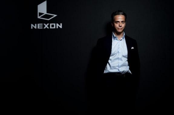 Owen Mahoney, CEO of Nexon.