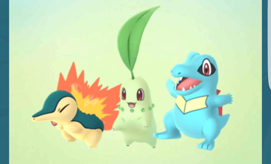 New pocket monsters in Niantic's location-based mobile game.